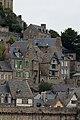 Monuments historiques sous la villa Saint-Michel (Le Mont-Saint-Michel, Manche, France).jpg