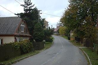 Moravice, Czech Republic - Image: Moravice, cesta