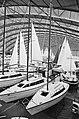 Morgen opent in Amsterdamse Rai de Hiswa 1981, overzicht op de Hiswa, Bestanddeelnr 931-3708.jpg