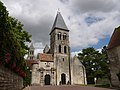 Morienval - abbaye - façade.jpg
