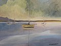 Morro Bay 2 by David Fairrington Oil 2011.jpg