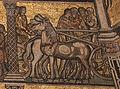 Mosaici del battistero di firenze, storie di giuseppe, 1250-1330 ca., 15 giuseppe rincontra il padre giacobbe, gaddo gaddi o maestro giottesco.JPG