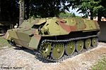 Moscow Suvorov Military School armored vehicles and tanks collection Part2 38.jpg