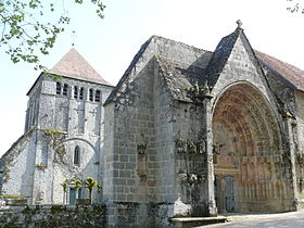 Image illustrative de l'article Abbaye de Moutier-d'Ahun