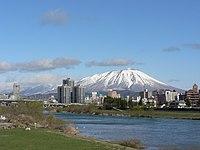 Mt. Iwate and Morioka.jpg
