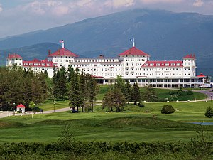 Mount Washington Hotel - Image: Mt. Washington Hotel