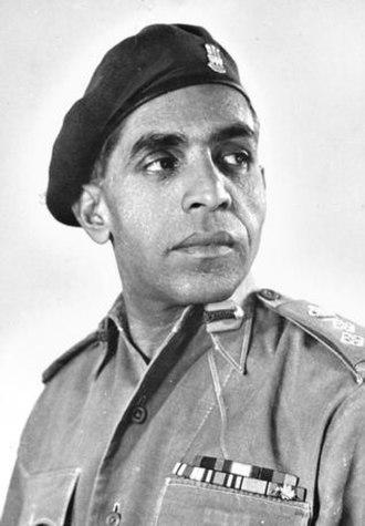 Mohammad Usman - Image: Muhammad Usman (Brigadier)