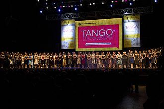 Tango - World tango dance tournament in Buenos Aires