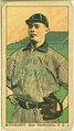 Mundorff, San Francisco Team, baseball card portrait LCCN2008677339.tif