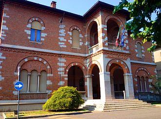 Paullo - Image: Municipio Paullo