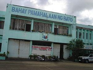 Bato, Catanduanes - Municipal Hall