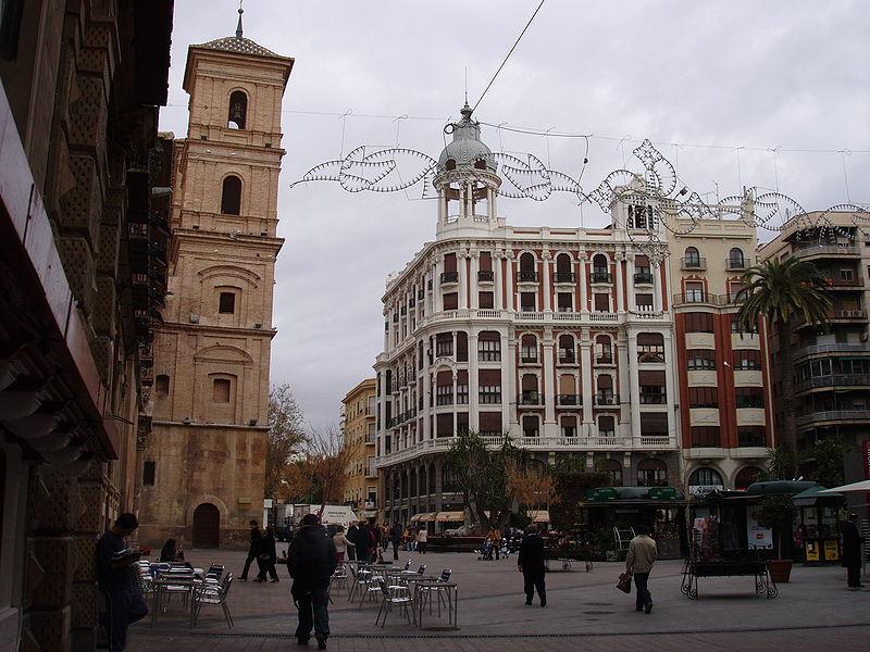 Španija  - Page 4 800px-Murcia-Pza_Sto_Domingo