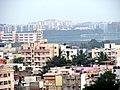 Muruheshpalya Aerial View from Salarpuria Splendor terrace 5-25-2008 6-14-09 PM.JPG