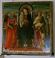 Museo di san matteo, domenico ghirlandaio, madonna col bambino e santi 01.JPG