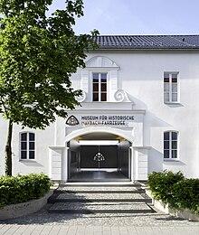 Die Express Werke AG  220px-Museum_Eingang