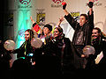 Mystery Men skit at WonderCon 2010 Masquerade 4.JPG