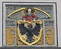 Nördlingen Spital Eckgebäude. Wappen.jpg