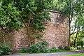 Nürnberg, Stadtbefestigung, Spittlertormauer, Rundbastei 20170616 002.jpg