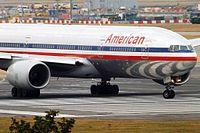 N767AJ - B772 - American Airlines
