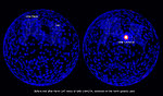 NASA's Fermi, Swift See 'Shockingly Bright' Burst (before and after labels).jpg