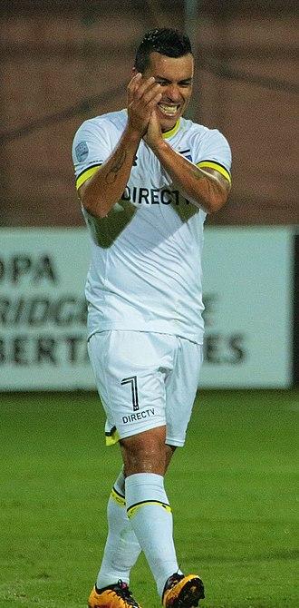 Esteban Paredes - Esteban Paredes, 2016.