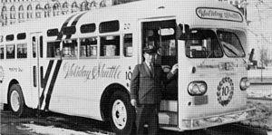 Niagara Frontier Transportation Authority - 1974 Holiday bus