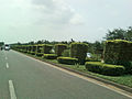 NH 7 Highway at Medchal near Hyderabad.jpg