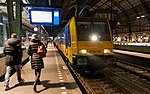 NS E186 006 as an Intercity Direct about to leave Amsterdam Central for Rotterdam (32512532501).jpg