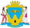 Coat of arms of Nadvirnas rajons