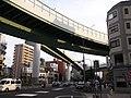 Nagoya Expressway Higashi-kataha JCT 20140914.JPG