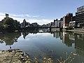 Nakagawa River near Lantern Dominated by Hakata Merchant.jpg