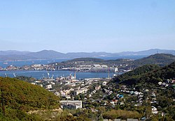 View of Nakhodka