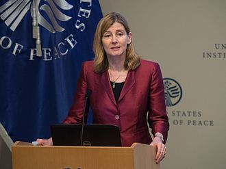 United States Institute of Peace - Nancy Lindborg, current president of USIP