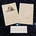 Napoleon's letter, National Museum of Archaeology, Valletta 001.jpg