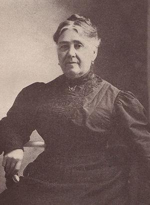 Robert Latham Owen - Narcissa Chisholm Owen on her 75th birthday in 1906.