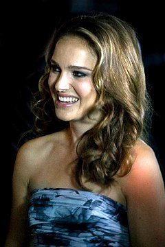 Natalie Portman vid premiären av Black Swan under 2010 års Toronto International Film Festival.