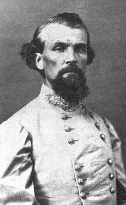 Нејтан Бедфорд Форест, први Велики врач Кју-клукс-клана