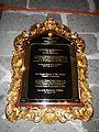 National Cultural Treasure marker of Minalin Church, Pampanga 02.jpg