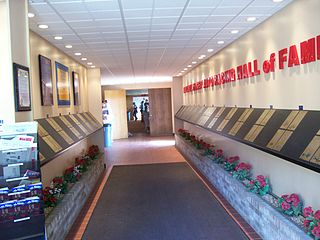 National Midget Auto Racing Hall of Fame Auto racing museum honoring former race drivers