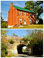 National Register of Historic Places at New Ellett, Virginia..jpg