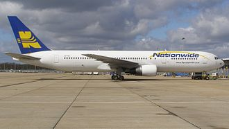 Nationwide Airlines (South Africa) - Boeing 767-300