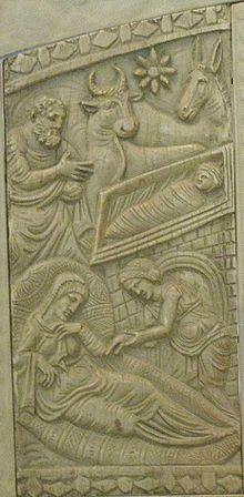 Cathedra Of Maximian
