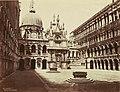 Naya, Carlo (1816-1882) - n. 51 - Venezia - Cortile del Palazzo ducale.jpg