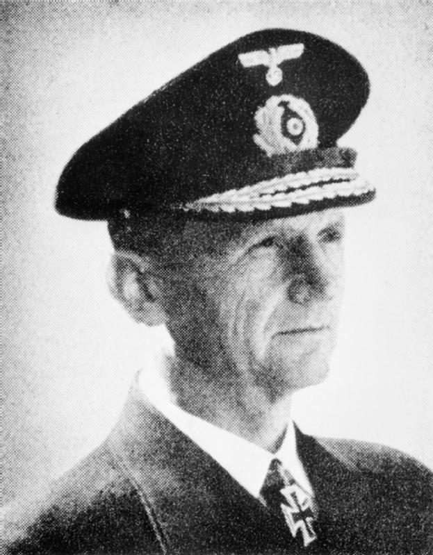 Nazi Personalities- Grossadmiral Karl Doenitz (1891-1984) A14899