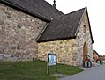 Nederlulea church-Porch.jpg