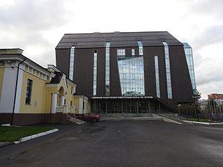 Bashkir Nesterov Art Museum Art museum in Bashkortostan, Russia