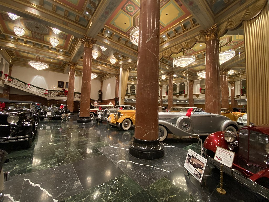 Nethercutt Collection - Virtual Tour