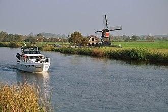 Hoogmade - Image: Netherlands, Zuid Holland, Does (1)