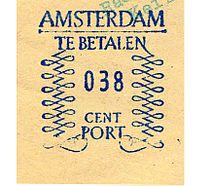 Netherlands stamp type PD4.jpg