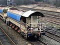 Network Rail Auto-ballaster wagon number 380030.jpg